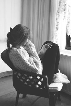 sweater, leggings, socks, cozy ♡
