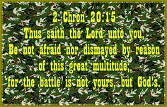 2 Chronicles 20:15
