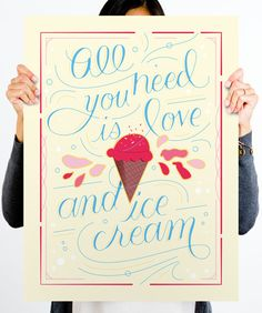Love and Ice Cream