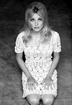 Dreaming of A Crochet Summer by Ra Ra Superstar #sharon tate
