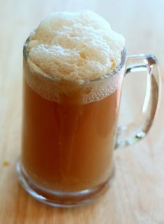 butterbeer without cream