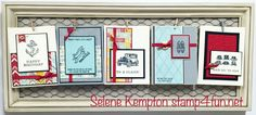 Stamp 4 fun with Selene Kempton: Stampin' Up! Guy Greetings Card Class, In Person or To Go, Masculine Cards