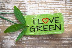 NACHHALTIGKEIT GOES GREEN*