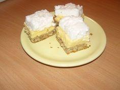 Fagyi szelet: családi recept - Sütemény receptek Hungarian Cake, Cheesecake, Pie, Sweets, Food, Cakes, Candy, Torte, Cake
