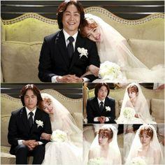 Yoon Eun-hye's 2nd Wedding Dress