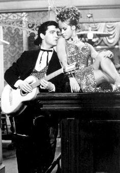 goldenageestate:   Elvis Presley & Jocelyn Lane ~... - THE PRESLEYS