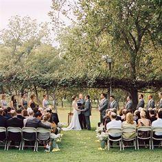Don Strange Ranch Ceremony