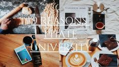 9 REASONS I HATE UNIVERSITY | HALLS, EXPENSIVE BOOKS, ETC.