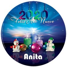 Spanish Greetings, Snow Globes, Christmas Bulbs, Holiday Decor, Home Decor, Good Night Msg, Messages, Party, New Year Images