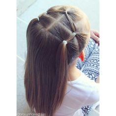 wedding hairstyles easy hairstyles hairstyles for school hairstyles diy hairstyles for round faces p Lil Girl Hairstyles, Girls Hairdos, Princess Hairstyles, Easy Hairstyles, Beautiful Hairstyles, Teenage Hairstyles, Layered Hairstyles, Simple Hairdos, Cute Toddler Hairstyles