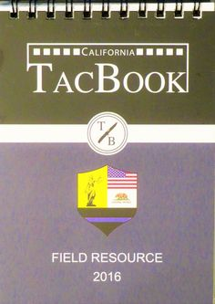 TacBook: Field Guide for Police