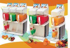 Beverage Concepts Benelux BV - Uw adres voor het Slush Puppie concept, wij leveren ook Slush Machines en Drank dispensers. Een ideale en compacte machine, leverbaar met 1, 2 of 3 bowles van elk 10 liter. De Granibeach past op elke bar en maakt heerlijke frozen drinks, shakes, sorbets, cocktails, yoghurt. De Granibeach is uitermate geschikt voor het maken van Slush en is eenvoudig schoon te maken.