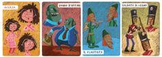 Scritta dalla grande autrice Dacia Maraini e disegnata nello stile inconfondibile di Gud, La notte dei giocattoli, è una favola delicata che insegna ai più piccoli il valore del rispetto per gli altri.