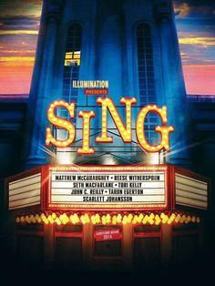 SING STREAMING FILM ITA HD 2017