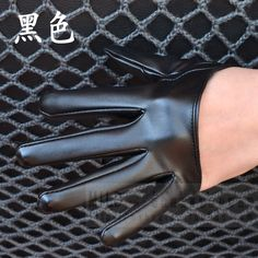 Free Shipping, Women sexy PU gloves punk racerback faux leather full finger gloves for dancer singer stage performance-inGloves & Mittens from Women's Clothing & Accessories on Aliexpress.com | Alibaba Group
