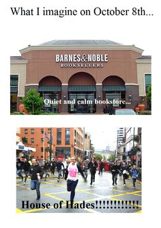 Last Pinner Said: I saw the sign for House of Hades in Barnes and Noble and one guy asked me if I needed something because I was just kinda staring at the pictures gasping.
