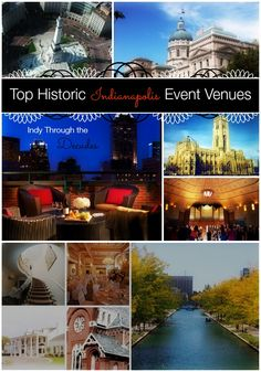 Here's a list of some of our favorite historic event venues in #Indianapolis. #snappening