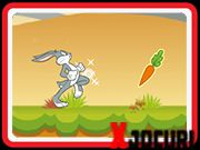 Looney Tunes Bugs Bunny, Dots, Character, Stitches