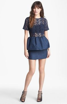 Keepsake the Label 'Dance with Me' Dress available at #Nordstrom