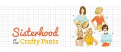 Sisterhood of the Crafty Pants- Awesome craft-all blog and they're Mormon!!