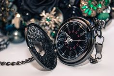 We know that weddings are expensive. That's why our pocket-watches not only look great, they are affordable. We also offer a 10% discount if you order four or more items.