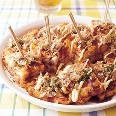 【簡単レシピ】新年会の盛り上げメニュー「フライパンビッグたこ焼き」 - Yahoo! BEAUTY
