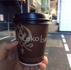 Coffee Sydney @ Mleko espresso bat