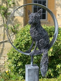 Amazing Gardens, Garden Sculpture, Sculptures, Wildlife, Statue, Sculpture