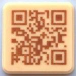 Chocolate QR Codes?! http://candyaddict.com/blog/2012/04/13/advertise-your-business-with-chocolate/