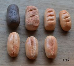 miniature bread scale 112 by lisaastrup on Etsy, $1.50