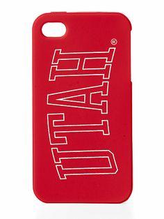 University of Utah Soft iphone® Case #PINK #utahutes #universityofutah