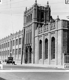 Blast from the Past: The Vintage Schoolhouses of San Francisco - School Daze - Curbed SF