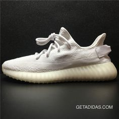 c3df785b41ad5c ADIDAS YEEZY BOOST 350 V2 WOMEN MENS ALL WHITE COPUON CODE Only  158.94