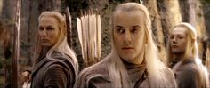 Haldir and his brothers- Orophin (left) and Rumil ( right) Thranduil, Legolas, Fellowship Of The Ring, Lord Of The Rings, Lotr Elves, The Two Towers, Jrr Tolkien, Dark Lord, Gandalf