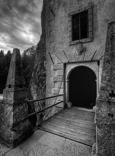 The Mystic Castle - Predjama, Notranjska