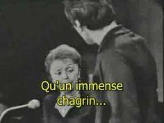 Edith Piaf À quoi ça sert l'amour ? Paroles et Musique: Michel Emer © Editions…