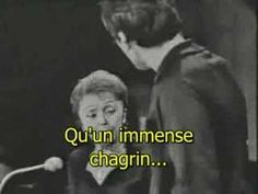 Edith Piaf - À quoi ça sert l'amour