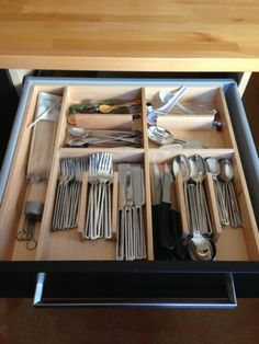 Rationell Discontinued But Similar To Rationell Flatware Tray Basic Unit. Ikea  Kitchen ...