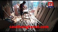 Kho xưởng mặt bậc cầu thang và tay vịn gỗ cầu thang số 1 Việt Nam
