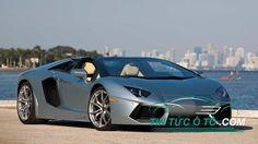 Triệu hồi hơn 5000 siêu xe Lamborghini Aventador vì dễ bốc cháy