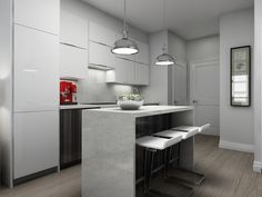 Park Avenue Place Tower 2 | Two Bedroom Interior