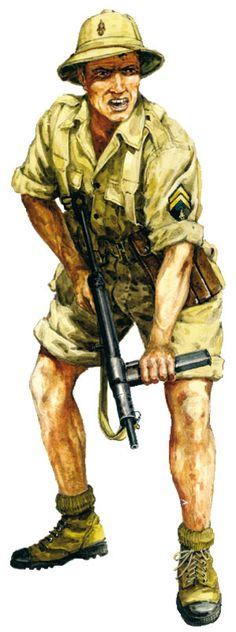 1946-1954 : la guerre d'Indochine  A partir de 1946, le 2ème REI, la 13ème DBLE, le 3ème REI et le 1er REC débarquent successivement en Indochine. Renforcés par des unités d'un type nouveau : les bataillons étrangers de parachutistes. Dans cette guerre , la Légion auras des effectifs qui atteindront dans cette période 30.000 hommes. De Phu Tong Hoa à Dien Bien Phu, la Légion perd en Indochine 300 officiers dont 4 chefs de corps, et plus de 11.000 sous-officiers et légionnaires. First Indochina War, Indochine, French Foreign Legion, French History, Military Modelling, Army Uniform, Military Uniforms, French Army, Military Photos