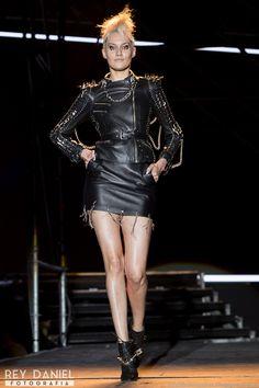Amores Trash Couture con Ona Saez Fashion Meets Rock 2015 2016