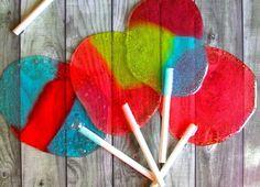 How to Make Lollipops From Jolly Ranchers http://www.modernmom.com/f803ed74-3b45-11e3-8407-bc764e04a41e.html