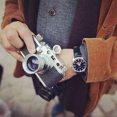 Leica IIIF circa 1956, GrandSeiko 10th anniversary GMT