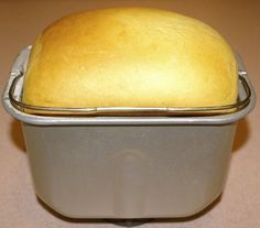 Brioche in the Bread Machine -- This bread is super yummy and soft. I replaced the milk with coconut milk.