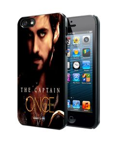 Once Upon A Time Captain Hook2 Samsung Galaxy S3 S4 S5 Note 3 Case, Iphone 4 4S 5 5S 5C Case, Ipod Touch 4 5 Case