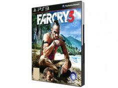 Far Cry 3 para PS3 - Ubisoft
