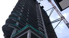 Progres Pembangunan Apartemen Bellevue Place Tebet Jakarta Selatan.