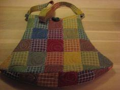 Bag in Quilt   - Quiltet taske.